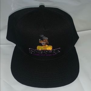 """Disney """"POWERLINE"""" STAND OUT TOUR 94 SNAP BACK HAT"""